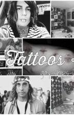 • Tattoos • (kellic) by gay-ships-69