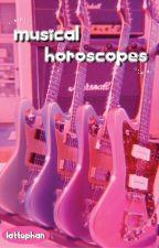 musical horoscopes by lattephan