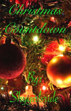christmas countdown - Countdown Till Christmas Decoration