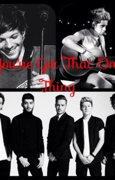 You've got that One Thing (Niall Horan FF) *Abgeschlossen*
