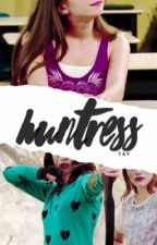 huntress ➶ r.m // [rucas] ; ON HOLD; by rileyspluto