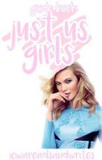 Just Us Girls Guide Book by iowareadsandwrites