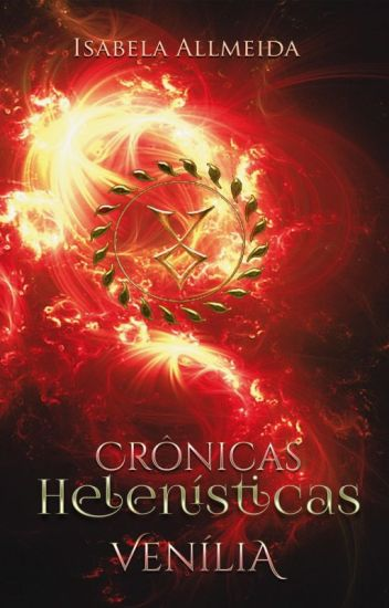 Crônicas Helenísticas- Venília Livro 2- Degustação