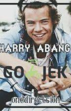 Harry Abang Gojek by onedirectsion