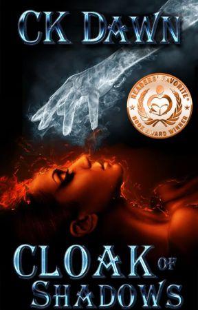 Cloak of Shadows (The Netherwalker Series Book 1) by CKDawn