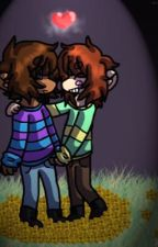 Male Frisk X Female Chara smut by FriskThe_Human