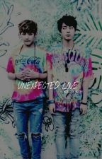 unexpected love » vjin by milkykook-