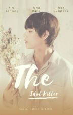 the idol killer ➼ bts's taehyung by jihwa_jung