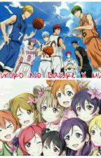 Kuroko No Basuke X Muse ( * Love Affair*) by Tetsuya-chan11