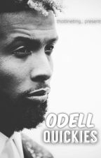 Odell Quickies by thotlineting_