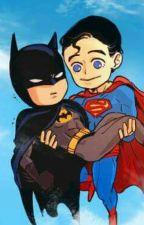 [Superbat] Your Kryptonite by SmileyandSilly