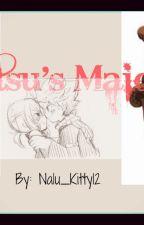 Natsu's Maid by nalu_kitty12