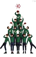 Exo Couples Natal/ Ano Novo by AiKimSoo