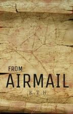AIRMAIL [Taehyung POV] by taohuo68