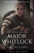 Major Whitlock (Undergoing Editing) by ValerieneDeRosa