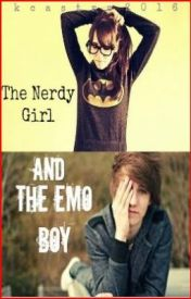 The Nerdy Girl and the Emo Boy by ILoveStarbucks