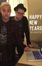 happy new years (peterick oneshot) by thankspatrick