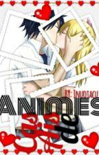 Casais De Animes by inuotacu