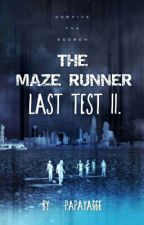 LAST TEST II. [the maze runner] by Papaya666