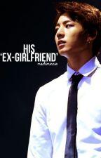 his 'ex-girlfriend' | jungkook by _mochiminie