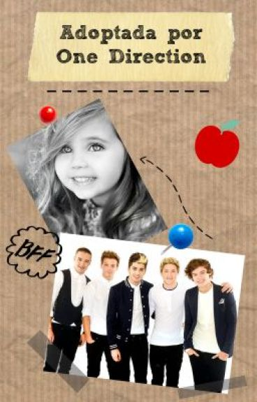Adoptada por One direction (En Edición)