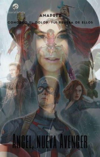 Ángel, nueva Avenger Steve Rogers y tu