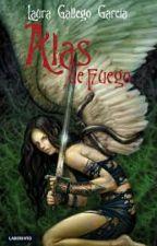 Alas De Fuego [Laura Gallego Garcia] by Anayeskita