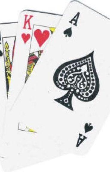 Cards vs Chess (Ciel x OC)