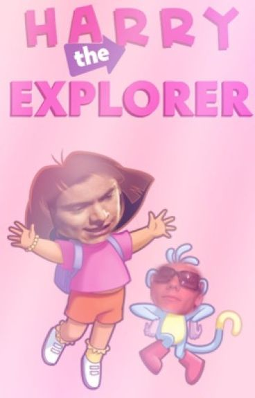 harry the explorer [larry stylinson] (SHOW DISCONTINUED)