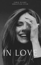 In love | Sebastian Stan, Chris Evans. by itsmariad
