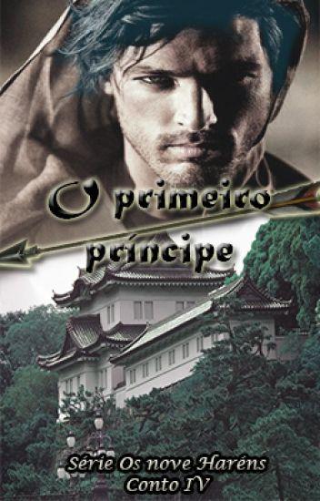 O primeiro príncipe (Romance Gay)
