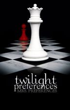 Twilight Preferences by mrs-preferences