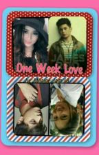 One Week Love by Opiniyonada_girl