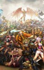Guerra Entre Reinos by Zekksu