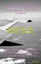 Adopted By Troye Sivan by el1del