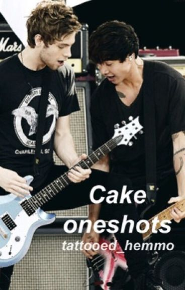 cake oneshots || book two