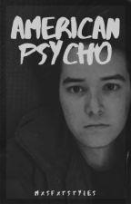 American Psycho (Casey Moreta) - AU | Book One by mxsfxtstyles