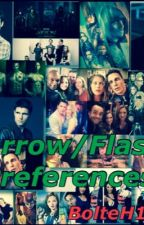 Arrow/Flash Preferences by karadanvers_