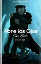 Abre los ojos. [Stancest/Yaoi/OneShot] by SunsetBlueGold