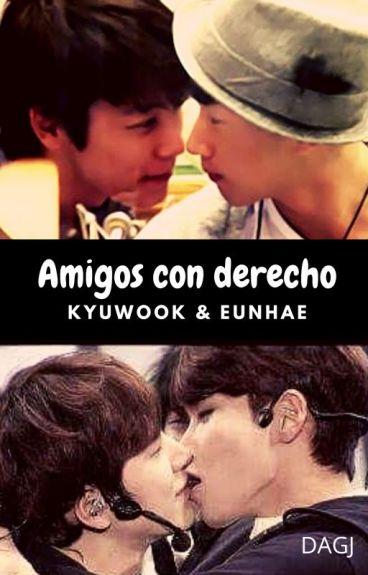 Amigos con derecho (Kyuwook y Eunhae)