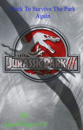 Jurassic Park 3 by AngelWings1517