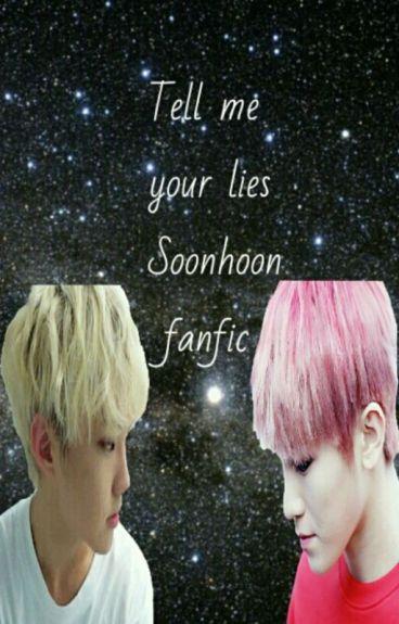Tell Me Your Lies (SoonHoon Fan Fiction)