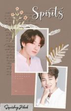 Spirits | Jikook [Completed] by SquishyJiKook