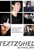 Textzoned | c.h. by gallawhatich