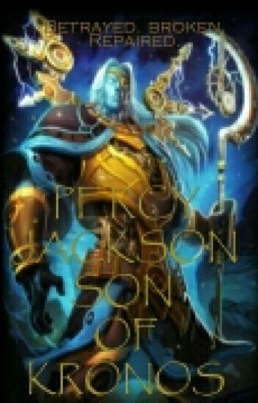 Percy Jackson, Son Of Kronos