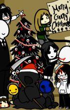 Creepypasta's Christmas :) by BadGuy666