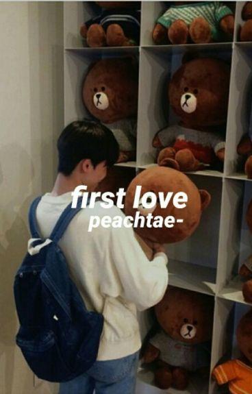 First love | k.th