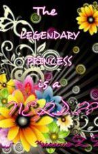 The LEGENDARY PRINCESS is a NERD..?? by VeronicZZ