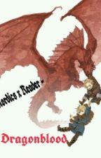 Hetalia Nordics x Reader - Dragonblood by Dinosaurw