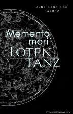 Memento mori - Totentanz #SkullheadAward by nightsnowbird